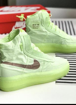 Nike w af1 shell кроссовки, кеды