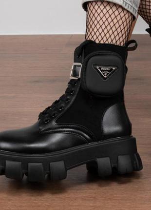 Осенние ботинки стильная новинка 🔥