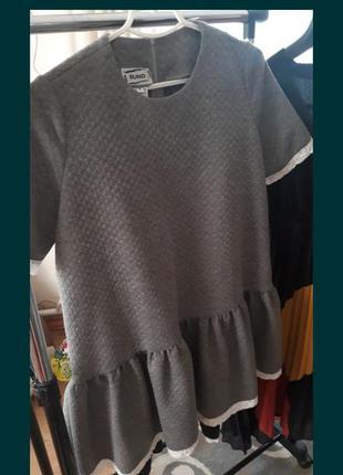 Дизайнерское платье blind
