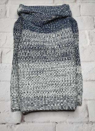 Вязаный свитер с воротником 2-3 года от primark