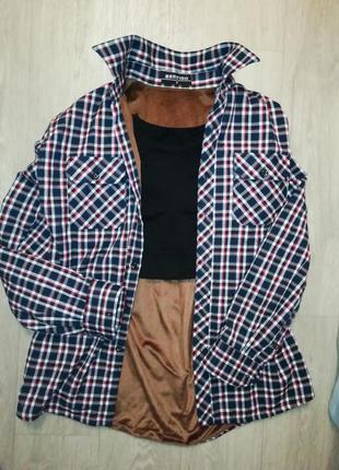 Рубашка тёплая( s)