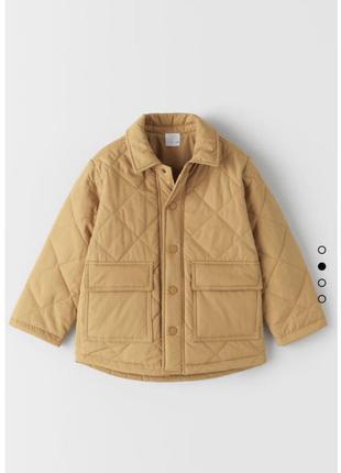 Куртка-сорочка zara