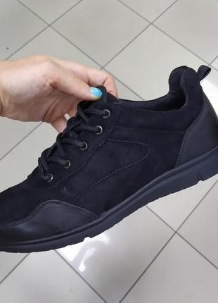Туфли мужские осень 🔥новинка утеплены