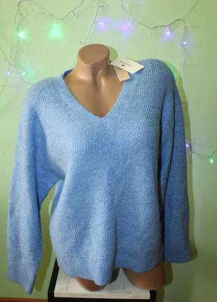 Суперприятная теплый свитерок