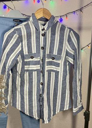Рубашка от boohoo