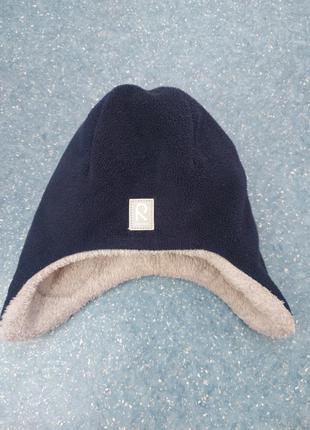Теплая шапка reima