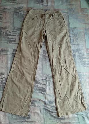 Брендовые джинсы,брюки клёш женские