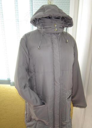 __утеплённая парка с капюшоном__ у нас очень много разных курток!