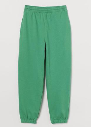 Теплые спортивные штаны h&m