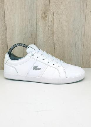 Кеды кроссовки lacoste
