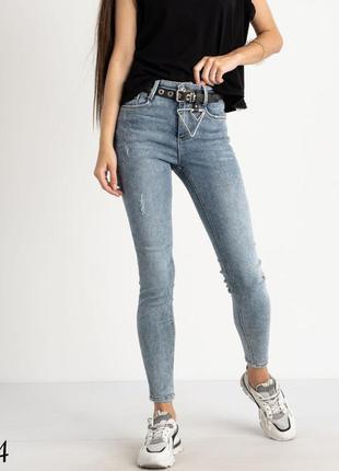 Крутые джинсы скинни, высокая посадка. последняя ростовка!