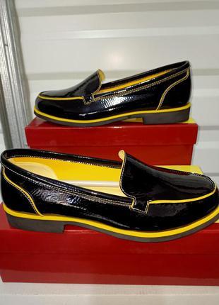 Макасины туфли слипоны