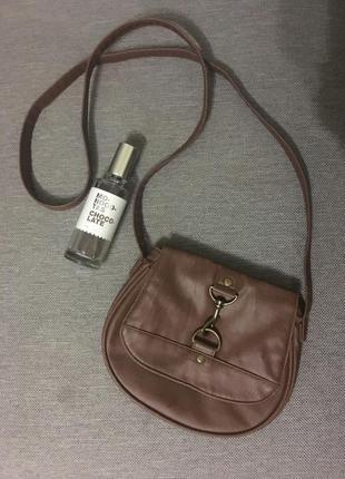 Красивая маленькая сумочка через плечо