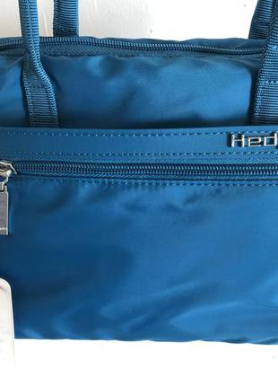 Сумка сумочка hedgren плащевая тканевая