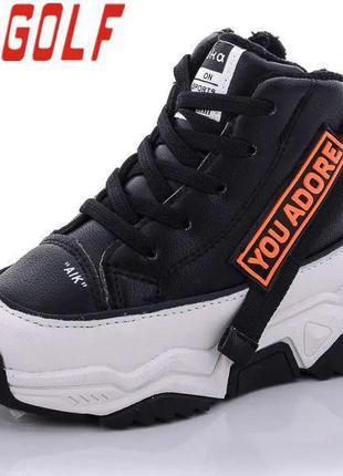 Ботинки /чобітки jong golf сп