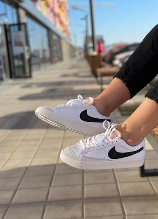 "Nike blazer low ""77 vitage white"