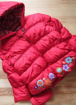 Демисезонная куртка на 1,5-2 года