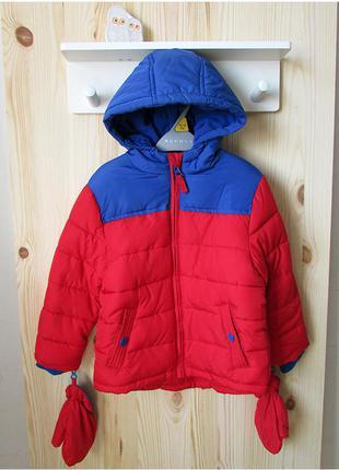 Куртка george на 1,5-2 года