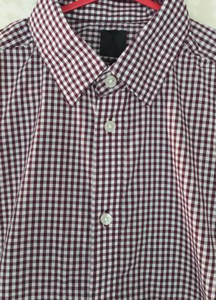 Рубашка фирмы h&m, размер m
