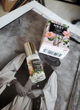 Маслянистые духи nest turkish rose perfume oil