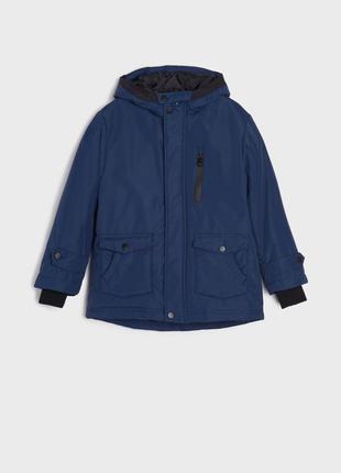 Теплая куртка р.98-140