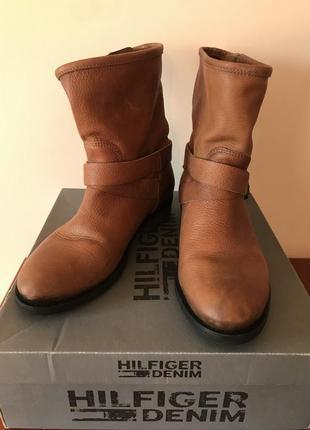 Сапоги, ботинки hilfiger denim