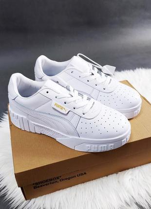 Puma cali кроссовки кеды