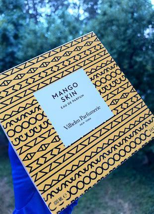 ❤ vilhelm parfumerie mango skin парфюмерная вода