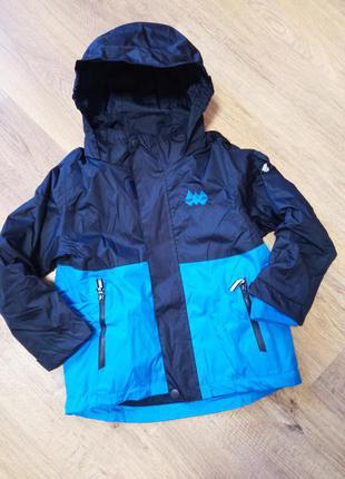 Термо куртка 3в1