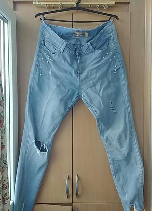 Обалденного качества джинсы наш 48 50 52