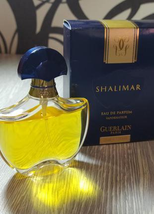 Винтажные духи shalimar guerlain vintage, редкость.