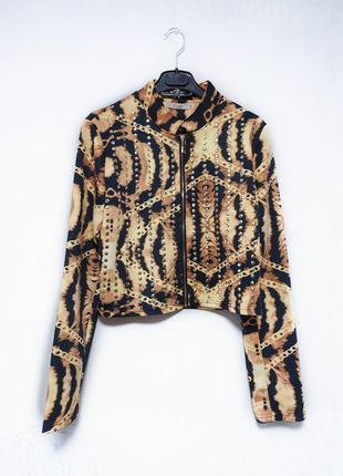 Нарядная кофта пиджак обмен