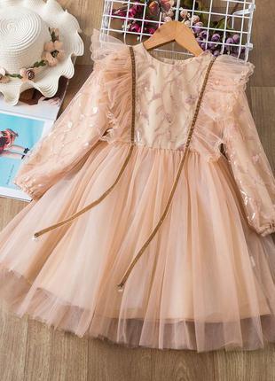 Шикарные платья для девочек , нарядное платье
