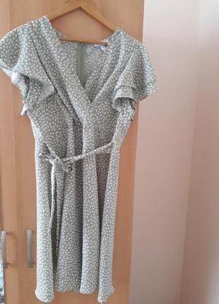 Плаття сукня сарафан blue vanilla, m-l