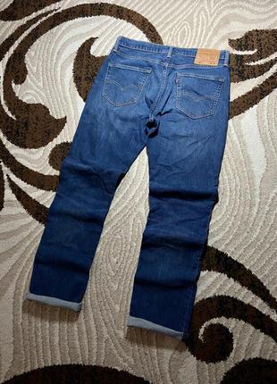 Завженые джинсы levis 511 левис левайсы