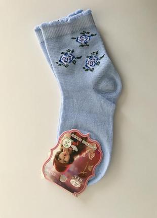 Носки, носки на девочку, детские носки.