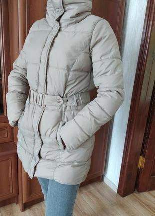 Фирменная зимняя женская курточка