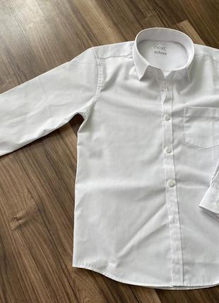 Рубашка next новая, 7-8 лет, смотрите замеры