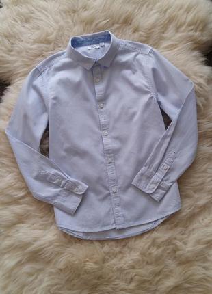 Рубашка/сорочка ovs (италия) на 8-9 лет (размер 134)