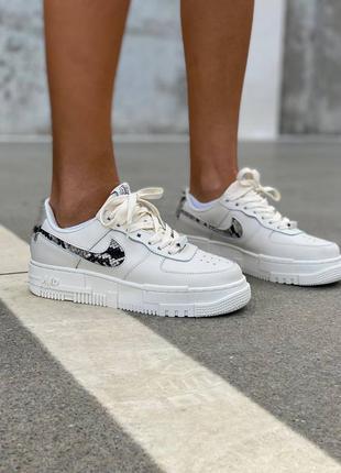 Женские кроссовки nike air force 1 pixel 💐