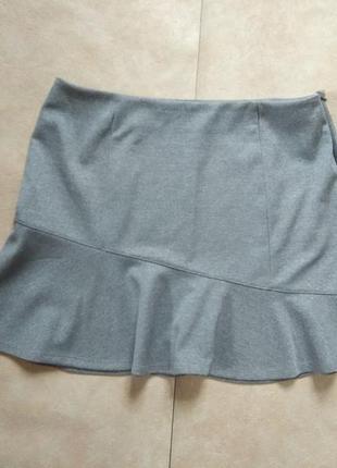 Стильная юбка с высокой талией sinsay, 14 размер.