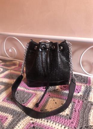 Женская сумка  мешок / шоппер