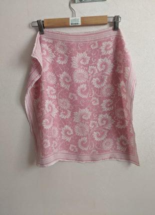 Шелковый платок, 100% шелк