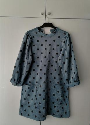 Платье zara размер s-m