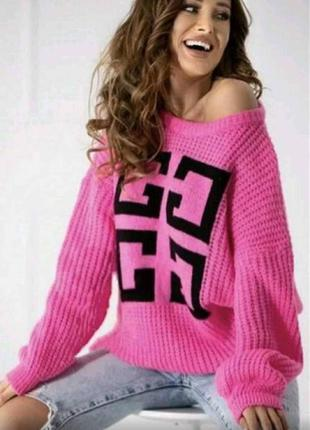 Свитшот, свитер женский