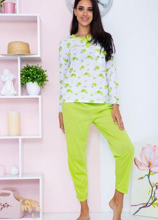 Пижама, xxl-xxxl-4xl (маломерит), домашний костюмчик, костюм, 129r7885 67310