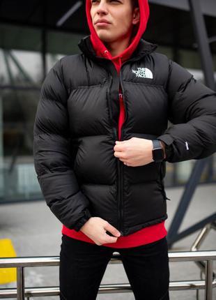 Куртка пуховик tnf