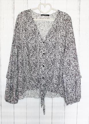 Вискоза блузка 20 размер