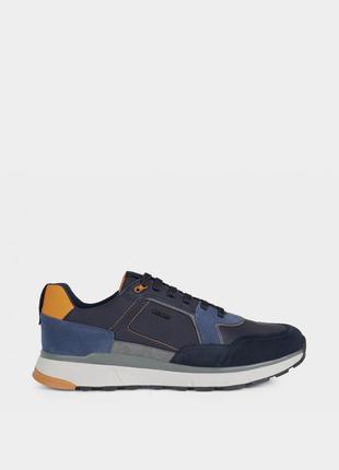 Оригінальні чоловічі кросівки geox (u16dqa-022fu-c0659)