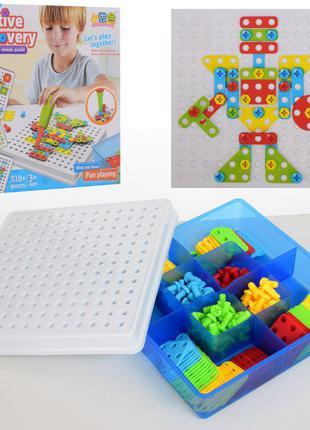 Детская развивающая мозаика m596, 310 деталей